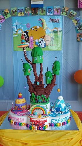 AWESOME CAKE....i wish i had one for my B-day