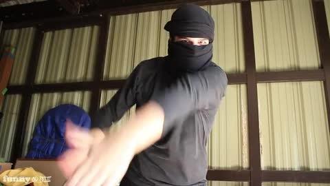 Ahhhhh Ninja!