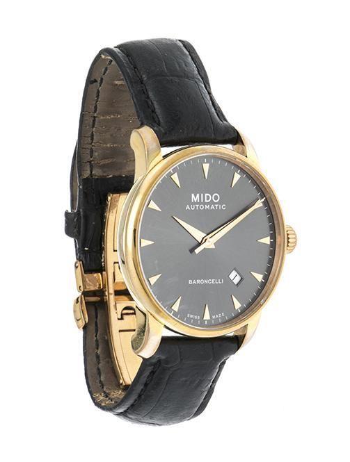 71a736c84d40 Reloj Mido para caballero modelo Baroncelli. – Nacional Monte de Piedad