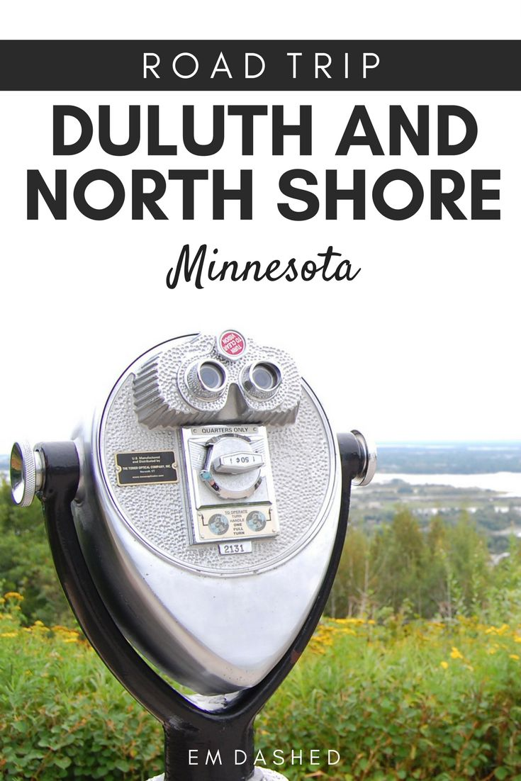 Beginning in the charming port city of Duluth and ending at the US-Canada border, Minnesota's North Shore is home to some of the best scenery in the Midwest USA. Click through for a Minnesotan's suggestions for a road trip, including Gooseberry Falls and Split Rock lighthouse. | #Minnesota #USA #Midwest