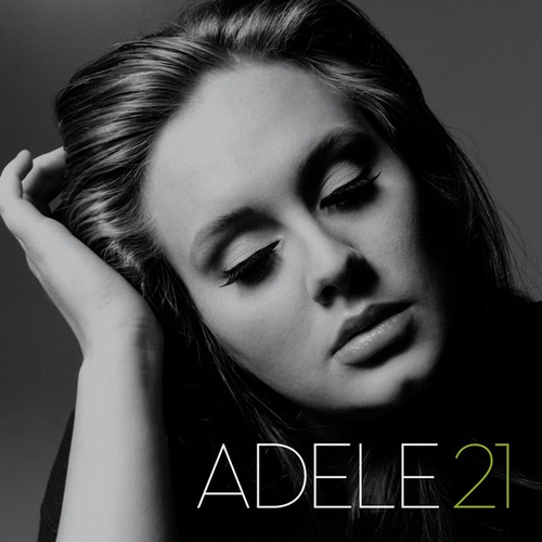 21 – Adele – Y no es negrarrrr .. vaya voz