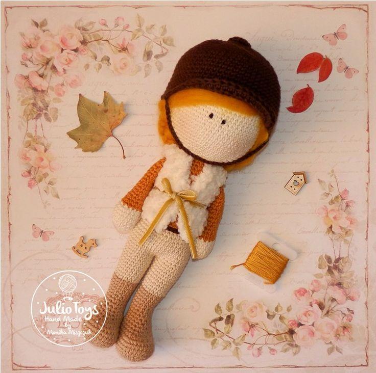 Eleonora horsewoman crochet pattern