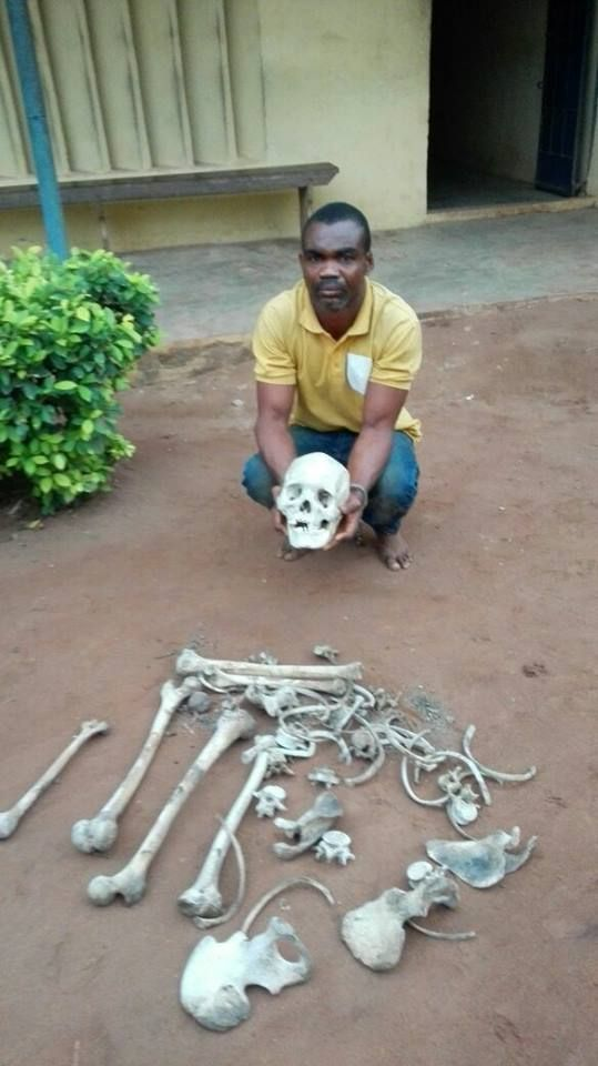 Tea time with Cladora: Anambra-Nigeria: Man arrested for allegedly killin...