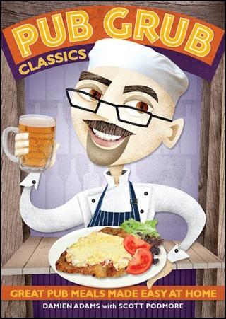 Book - Pub Grub Classics - Great Australian pub meal receipes under 10 dollars for a family of four ...