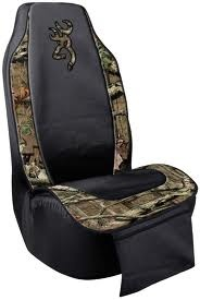 Camo browning seat covers