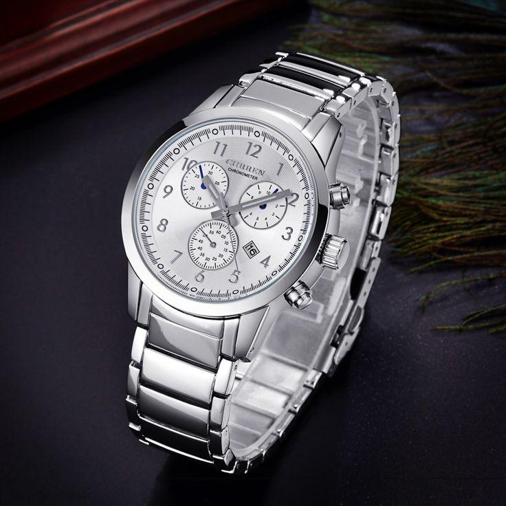 Curren Genuine Casual Quartz Stylish Watch For Men