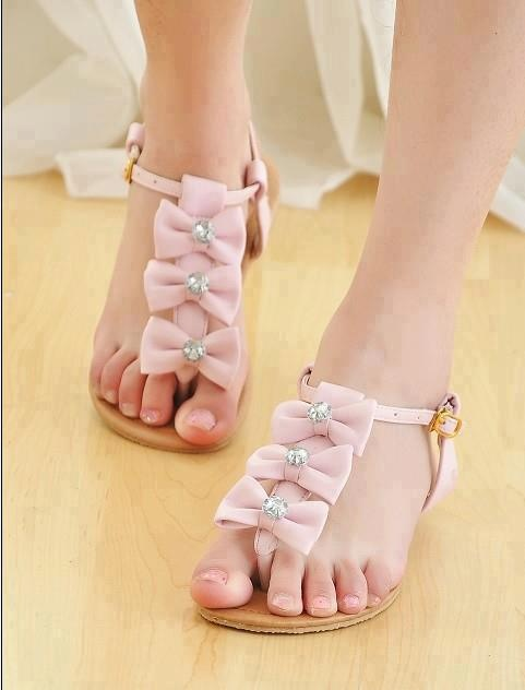 Shoes Sandals, Boots, My Style, Pink Bows, Pink Things, Cherry, Peach, Shoe  Boot, Prunus