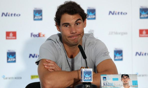 Rafael Nadal did NOT ask ATP World Tour Finals to change Roger Federer schedule