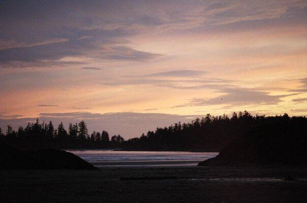 Tofino, Pacific Rim National Park, Vancouver Island, Canada.