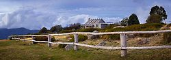 Quiet on the set - Craig's Hut, Mt. Stirling, VIC