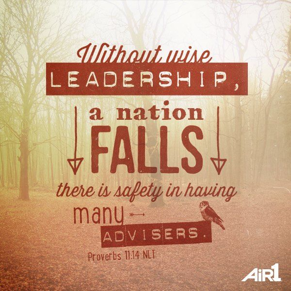 Bible Verse of the Day - http://air1.com/verse