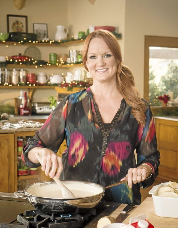 Try recipes from 'The Pioneer Woman: Cowboy Christmas' special on Food Network