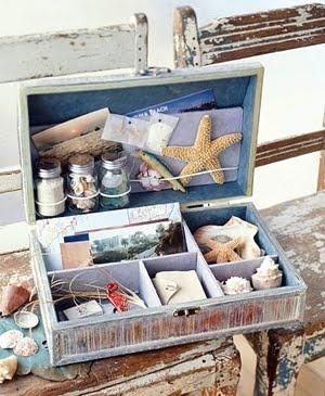 ocean memory box