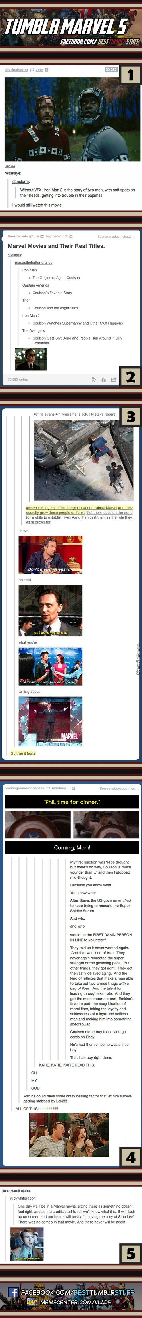 Marvel Tumblr 5 Memes. Best Collection of Funny Marvel Tumblr 5 Pictures