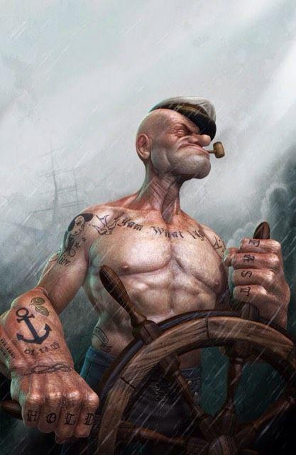 Držite se čvrsto! Hold Fast! Haltet euch fest! mornar: Seemann - sailor tetovaža: Tätowierung - tattoo kormilo: Ruder - rudder kotva {f}: Anker - anchor bura {f}: Sturm - storm kiša {f}: Regen - rain Ahoj! Ahoi! Ahoy!