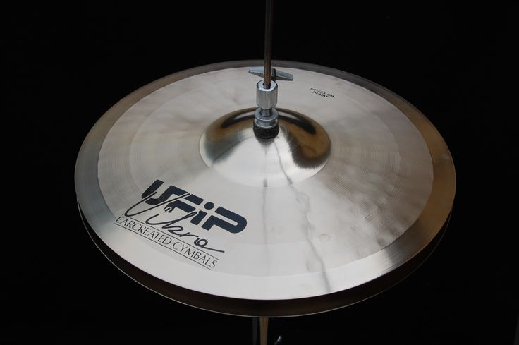 New UFIP Vibra Series hi hat 14""