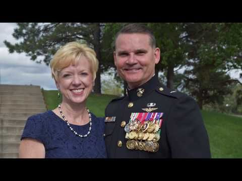 Here's my latest video! Marine General and Wife Share Story of Life in the Military https://youtube.com/watch?v=jod7-CJX2BE