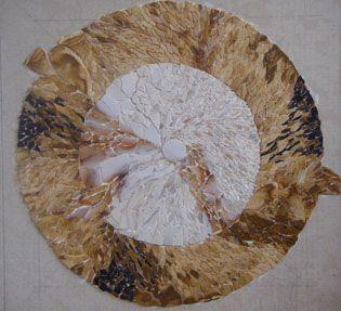 Title: Phoenix Stone Dream. Material: Petrified Wood. Artist: Michele Bluck