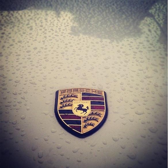 Vintage '94 Porsche