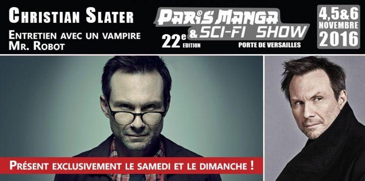 Paris Manga & Sci-Fi Show : pluie de stars Hollywoodiennes ce week-end à Paris via @Cineseries