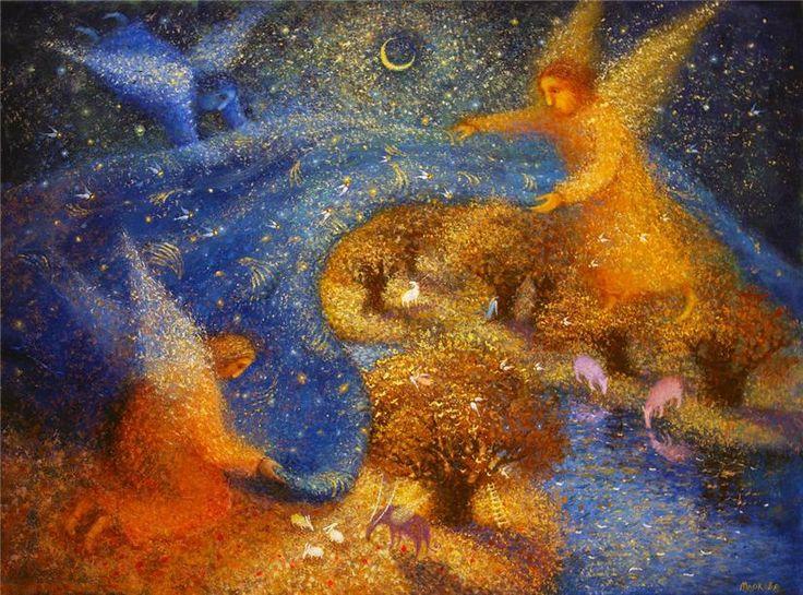 Angel Art by Elena Markova
