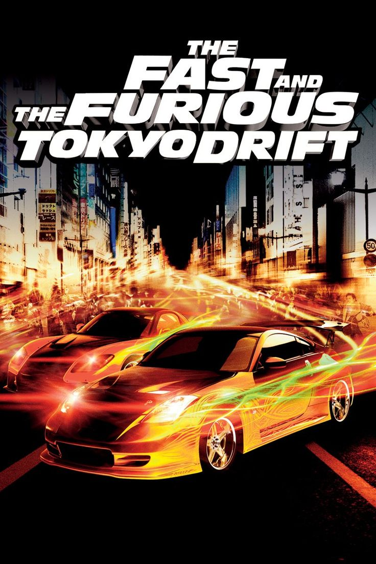 The Fast and the Furious: Tokyo Drift - Rotten Tomatoes