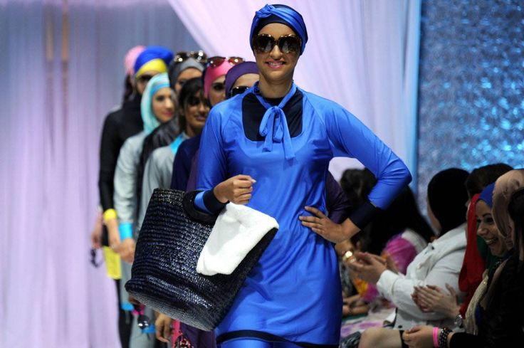Texas Muslim Women's Foundation fashion show