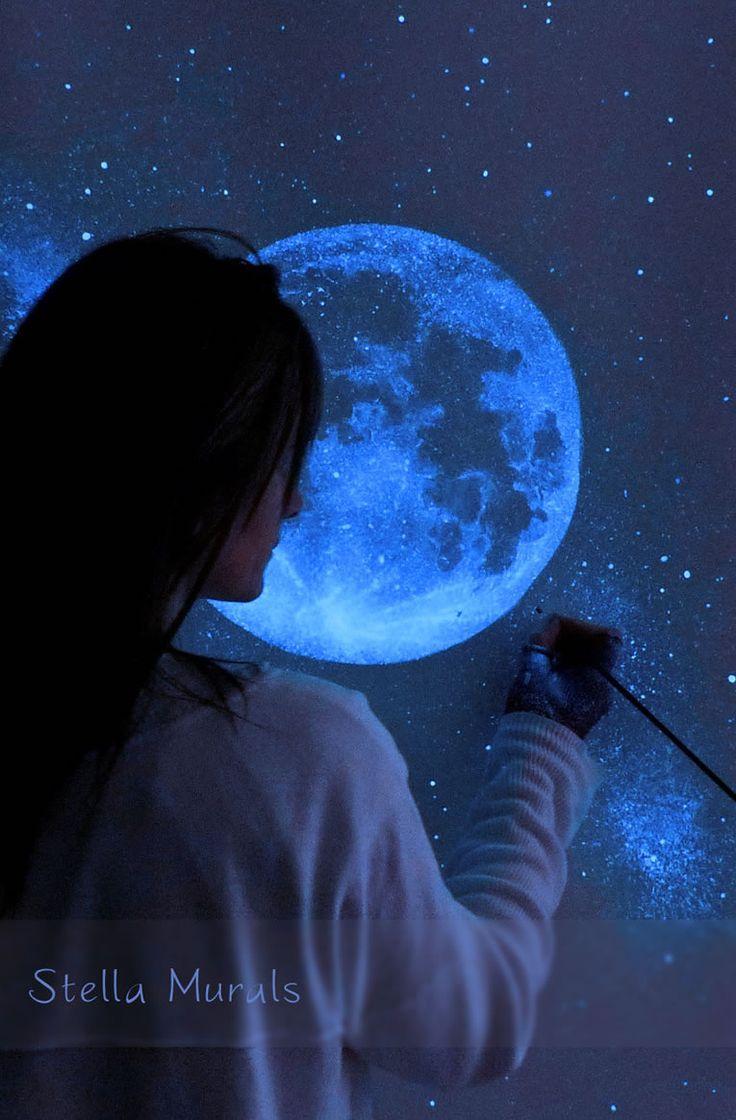 Star Room Decor Night Skies