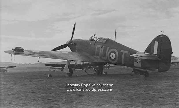 Výsledek obrázku pro 312 squadron RAF Hurricanes