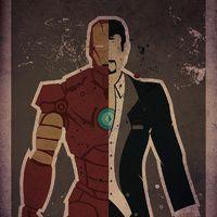 boys roomDanny Haas, Altered Ego, Art Prints, Iron Man, Super Heroes, Ironman, Comics, Tony Stark, Superhero