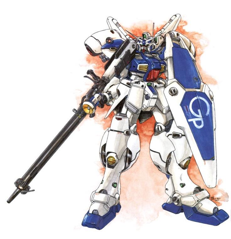 "RX-78GP04G Gundam ""Gerbera"""