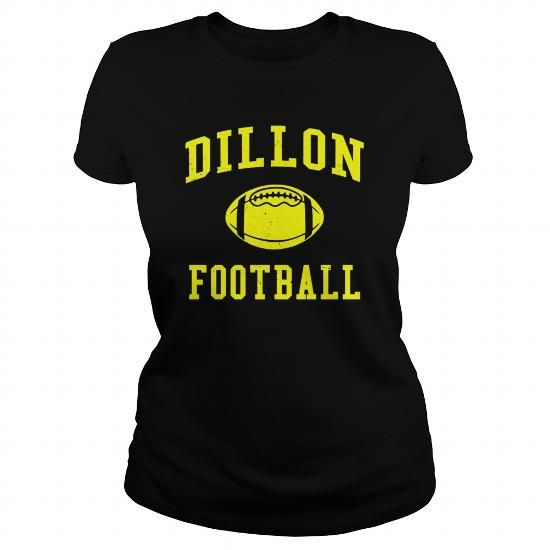 This is an awesome to wear for your family and friend who love animal:  Dillon Panthers Football Tee Shirts T-Shirts
