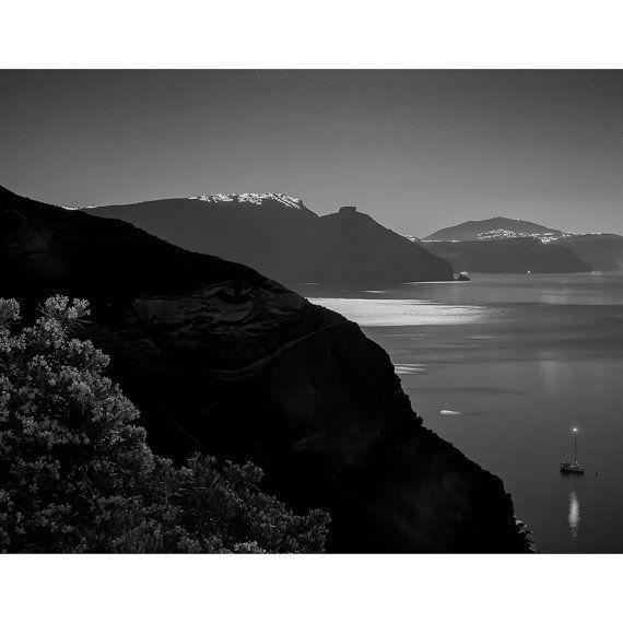 """""""Santorini at Night"""""""