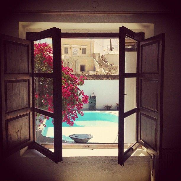 Our villa's private balcony!  Photo credits: @udeshv