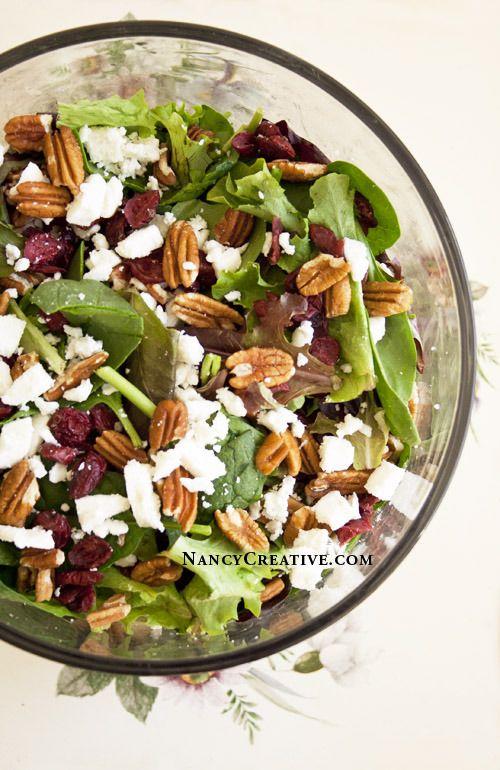 Summer Apple And Pear Salad Recipe — Dishmaps