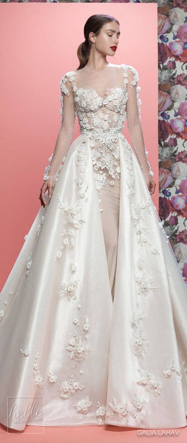 Galia Lahav Couture Bridal Spring 2019 Collection Queen Of Hearts Wedding Dresses Beautiful Wedding Dresses Bridal Dresses