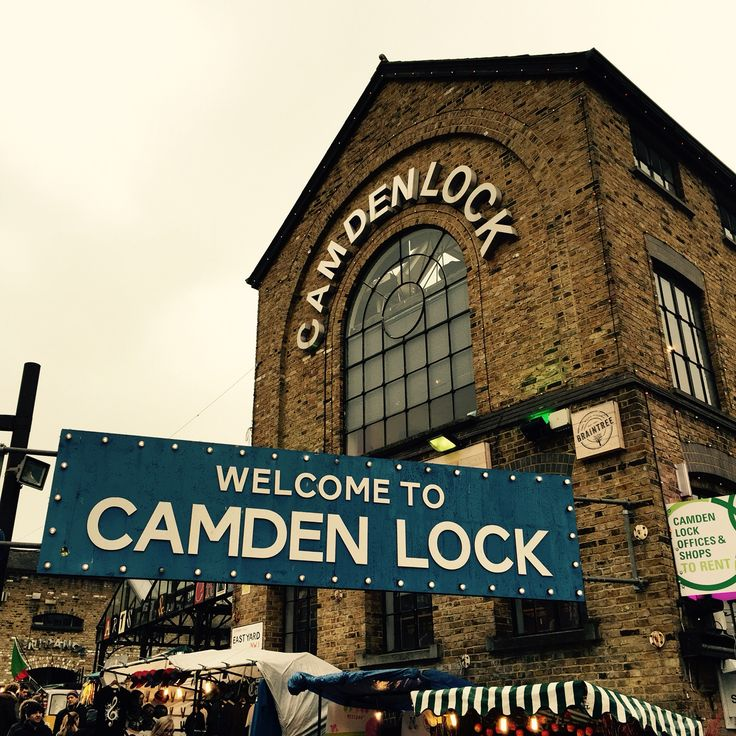 Camden Town, in London! Great. #london #cool
