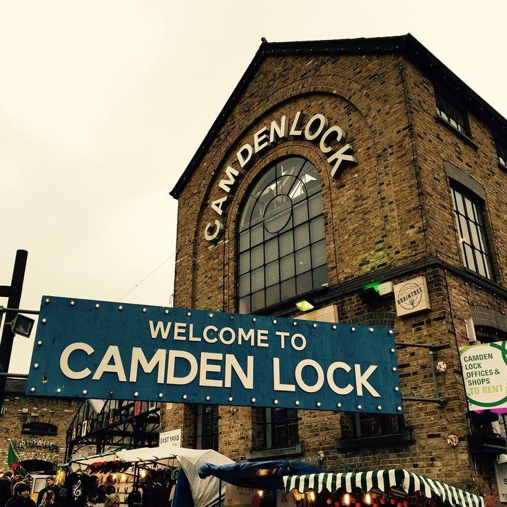 Camden Town, in London! Great. #london #cool