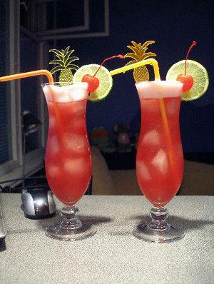 Passion Cove Cocktail Recipe
