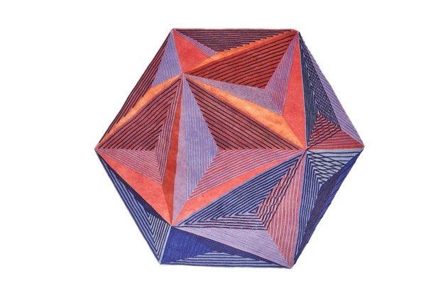Icosaedro, design Lanzavechia + Wai para Nogus (Foto: Divulgação)
