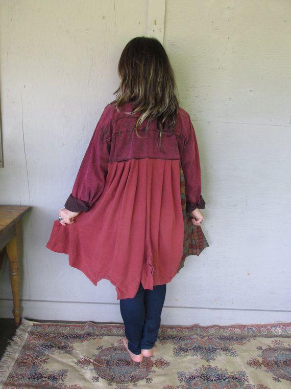 Venta bohemio vestido túnica de caída por lillienoradrygoods