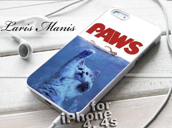 #paws #jaws #iPhone4Case #iPhone5Case #SamsungGalaxyS3Case #SamsungGalaxyS4Case #CellPhone #Accessories #Custom #Gift #HardPlastic #HardCase #Case #Protector #Cover #Apple #Samsung #Logo #Rubber #Cases #CoverCase