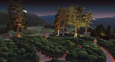 Θαυμαστοί κήποι στη Γαλλία