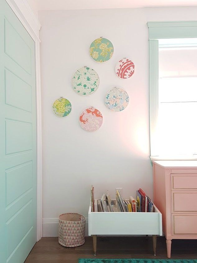 Tour This Mint And Pink Nursery Lots Of Great Diy And Kids Room Decor Ideas Kidsroomsdecor Kid Room Decor Girls Room Decor Modern Kids Room