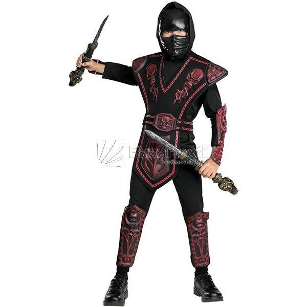 Disfraz Guerrero Ninja
