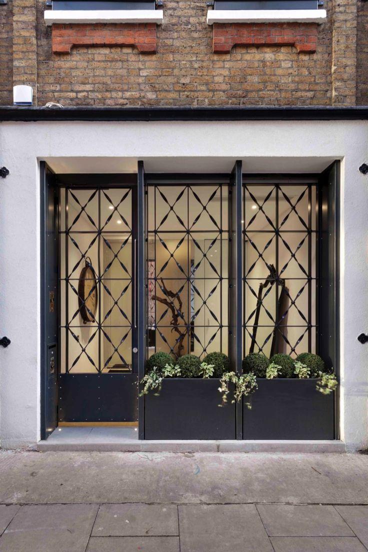 Narrow House Makeover Covent Garden London UK