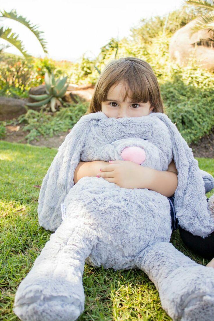 Hi Gorgeous : Sparkles Plush Bunny