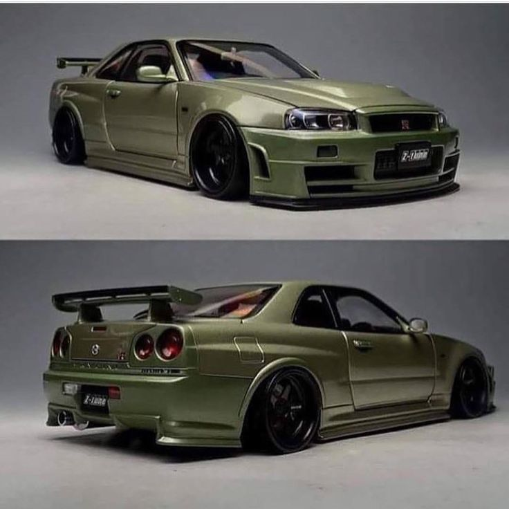"boostlust: ""  Nissan GT-R r34    If you like car videos, Subscribe HERE to my YouTube channel :) """
