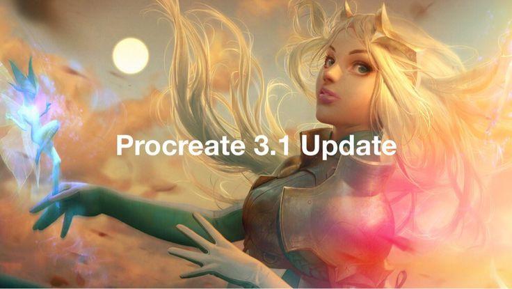 Procreate 3.1アップデート | 待望の手ブレ補正やショートカット機能追加。作業環境がガラリと変わる便利な機能を解説 [前編]