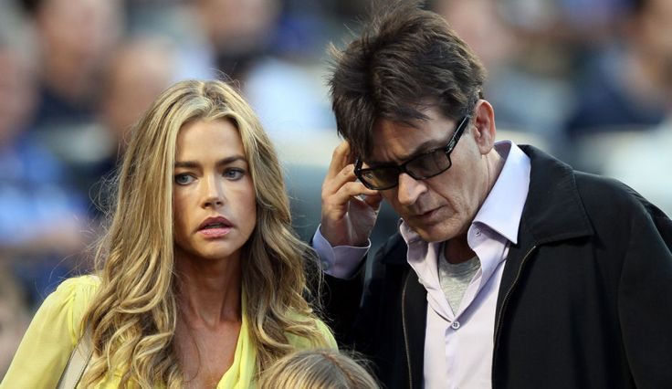 Charlie Sheen To Denise Richards: 'I Am Going To Sever Your Head And Mail It To Your Father'
